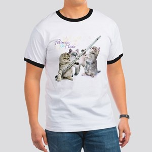 Felines Flute T-Shirt