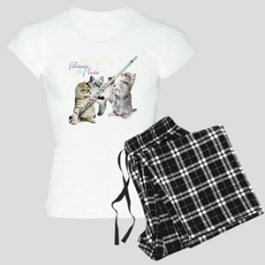Felines Flute Pajamas