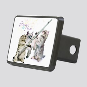Felines & Flute Hitch Cover