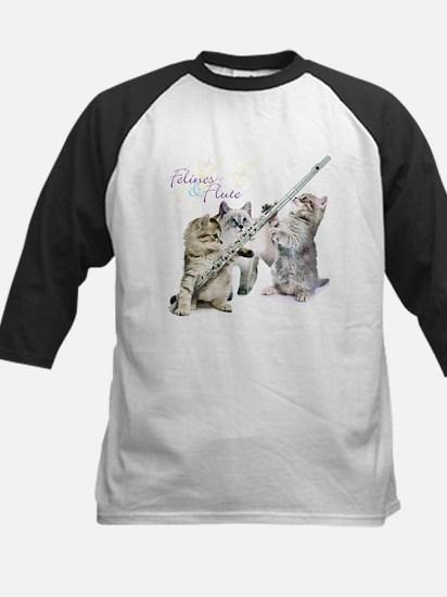 Felines & Flute Baseball Jersey