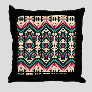 Mix #583 - Tribal Throw Pillow