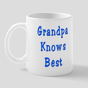Grandpa Knows Best Mug