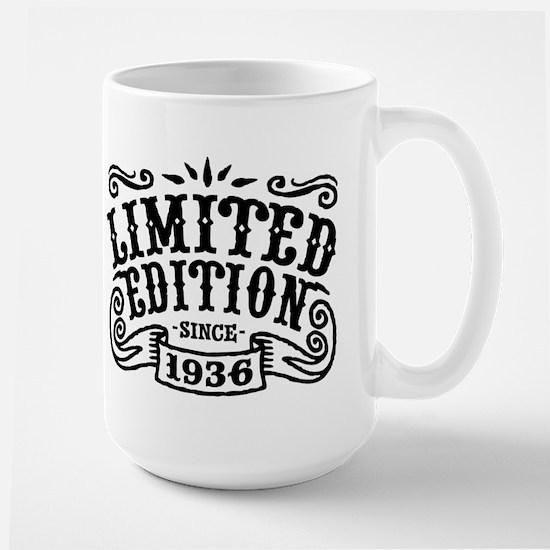 Limited Edition Since 1936 Large Mug