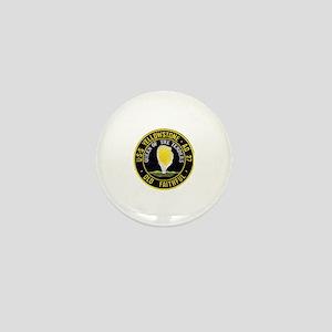 uss yellowstone ad 27 patch Mini Button