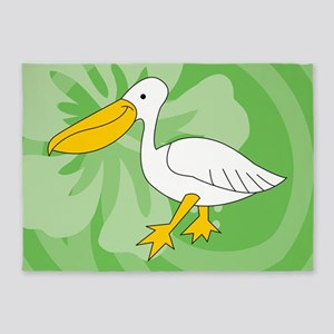 Pelican 5'x7'Area Rug