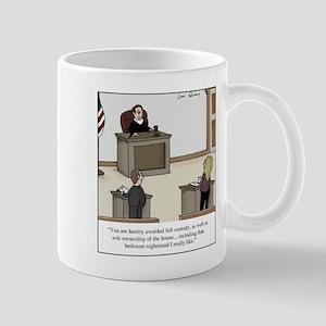 Divorce Court Affair 11 oz Ceramic Mug