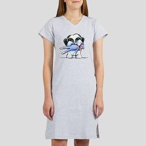 Lil Love Monkey Women's Nightshirt