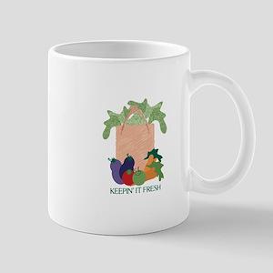 Keepin' It Fresh Mugs