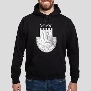 The Irgun (Etzel) Logo Hoodie (dark)