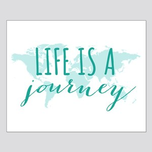 Life is a journey Posters