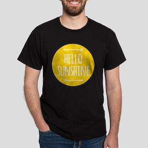 hello sunshine Dark T-Shirt