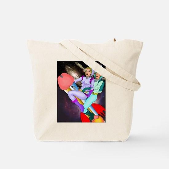 Cute Sadism Tote Bag