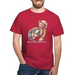 Miss B and Teddy Dark T-Shirt