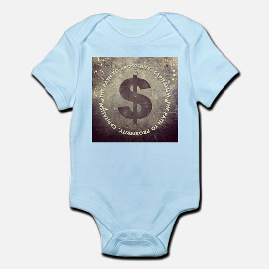 The Path To Prosperity Body Suit