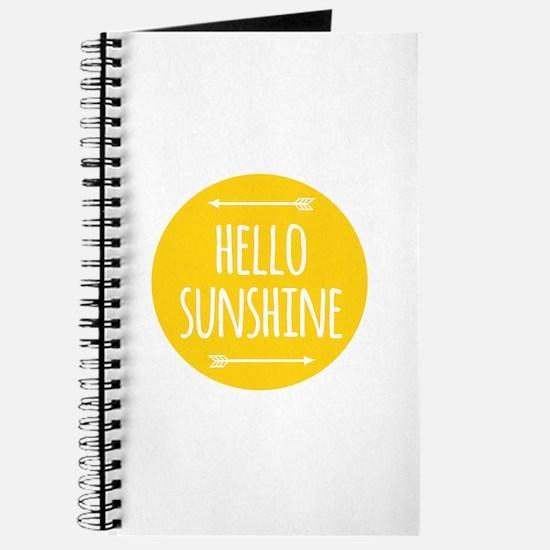 Cute Sunshine Journal