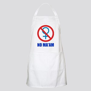 No Ma'am Apron