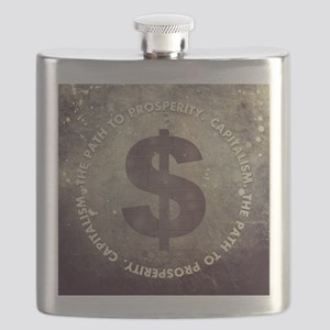 The Path To Prosperity Flask