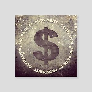The Path To Prosperity Sticker
