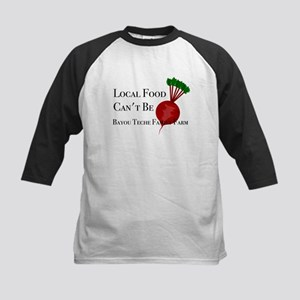 Local Food Can't Be Beet Baseball Jersey