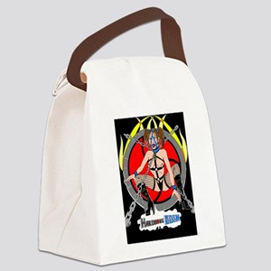 HardCore BDSM Canvas Lunch Bag