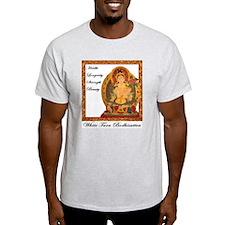 White Tara III Light T-Shirt