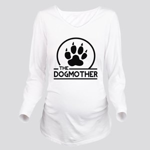 The Dogmother Long Sleeve Maternity T-Shirt