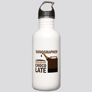 Sonographer Fueled by Stainless Water Bottle 1.0L