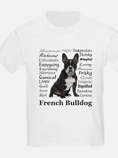Frenchie Traits T-Shirt