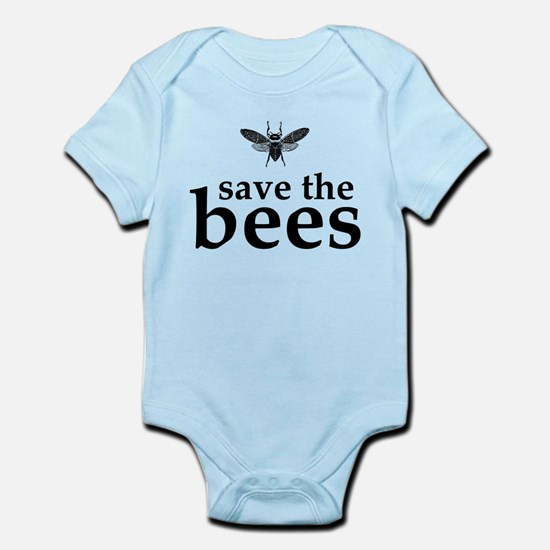 Save the bees Body Suit