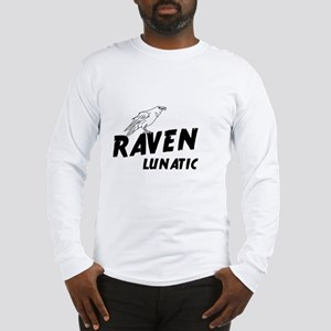 Raven Lunatic Long Sleeve T-Shirt