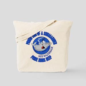 Proud Son Razorback Tote Bag