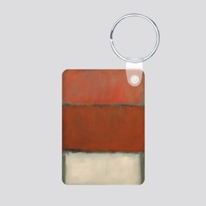 ROTHKO RED_RUST Keychains