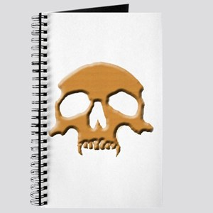 Skull (Wood Vampire) Journal