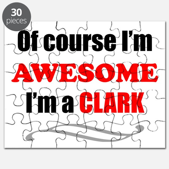 Clark Awesome Family Puzzle