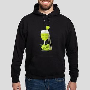 How Wine is Made Hoodie (dark)