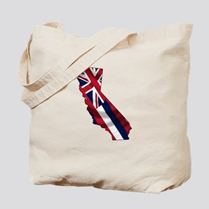 a Hawaiian Cali Tote Bag