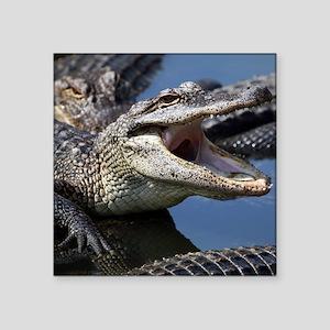 "Images for Croc Calendar Square Sticker 3"" x 3"""