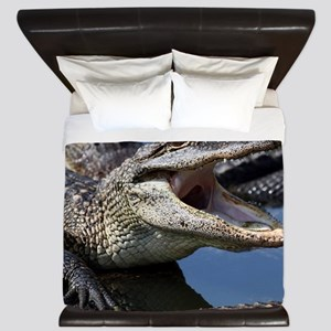 Images for Croc Calendar King Duvet