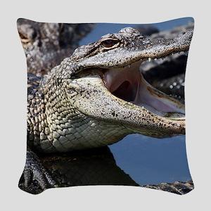 Images for Croc Calendar Woven Throw Pillow