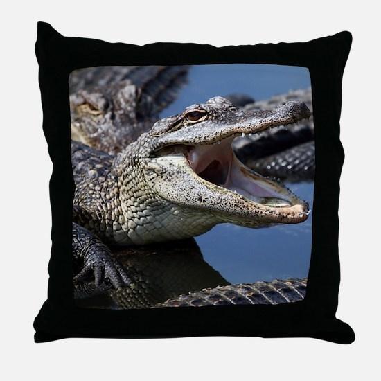Images for Croc Calendar Throw Pillow