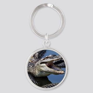 Images for Croc Calendar Round Keychain