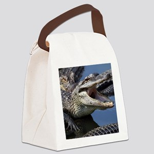 Images for Croc Calendar Canvas Lunch Bag