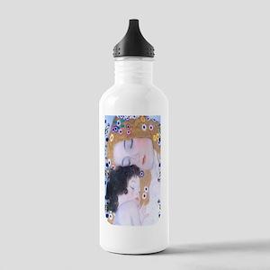 Gustav Klimt Mother &  Stainless Water Bottle 1.0L