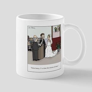 Married Dozens of Times 11 oz Ceramic Mug