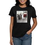 Married Dozens of Times Women's Dark T-Shirt