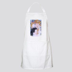 Gustav Klimt Mother & Child Nook Sleeve Apron
