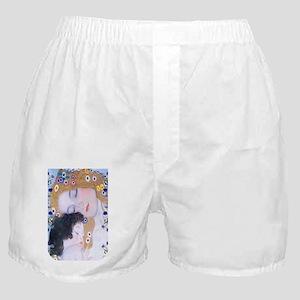 Gustav Klimt Mother & Child Nook Slee Boxer Shorts