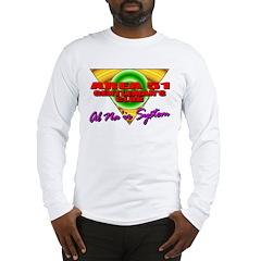 Club Area 51 Regulus System Long Sleeve T-Shirt