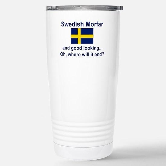 Good Lkg Swedish Morfar Mugs