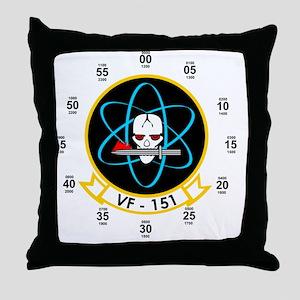 VF-151 Vigilantes Throw Pillow